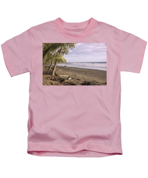 Tiskita Pacific Ocean Beach Kids T-Shirt