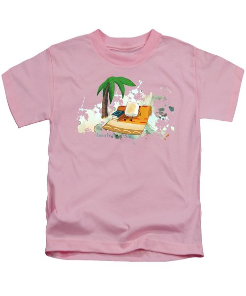 Toasted Illustrated Kids T-Shirt