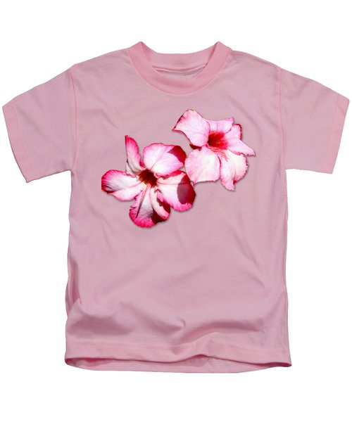 Too Pink Kids T-Shirt