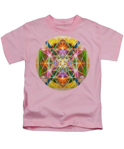 Torusphere Synthesis Bright Beginning Soulin I Kids T-Shirt