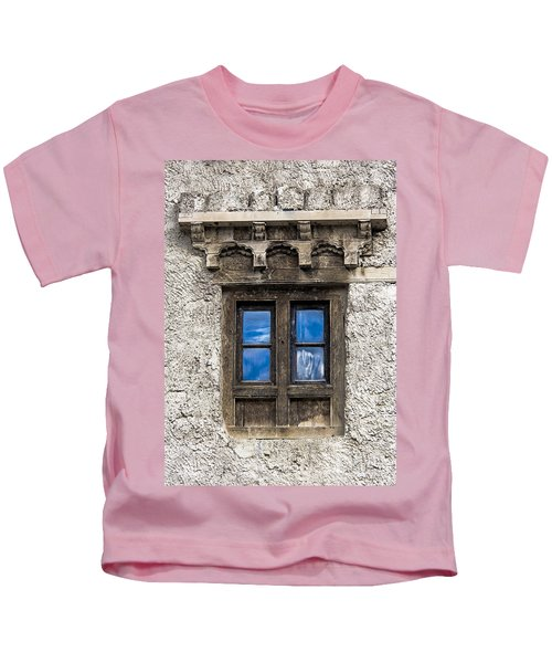 Touch Of Sky Kids T-Shirt