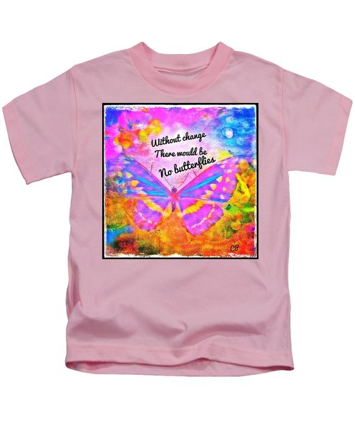 Transformed Kids T-Shirt