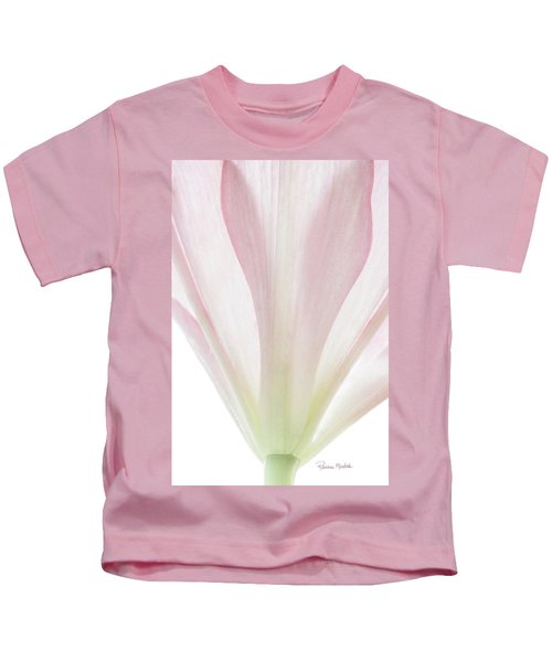 Transparent Lilly II Kids T-Shirt