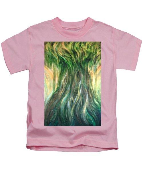 Tree Of Wisdom Kids T-Shirt