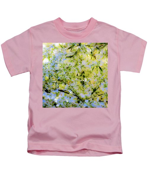 Trees And Leaves Kids T-Shirt