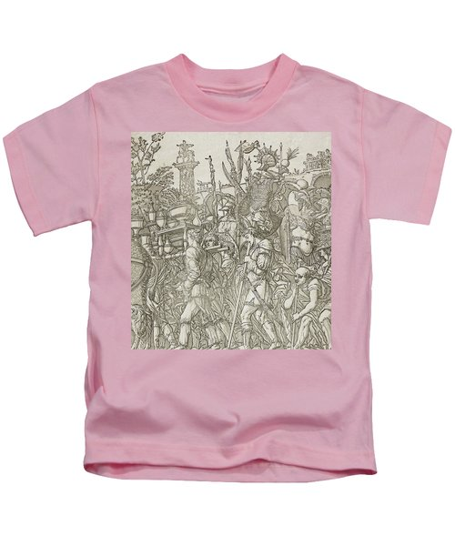 Triumph Of Caesar Kids T-Shirt