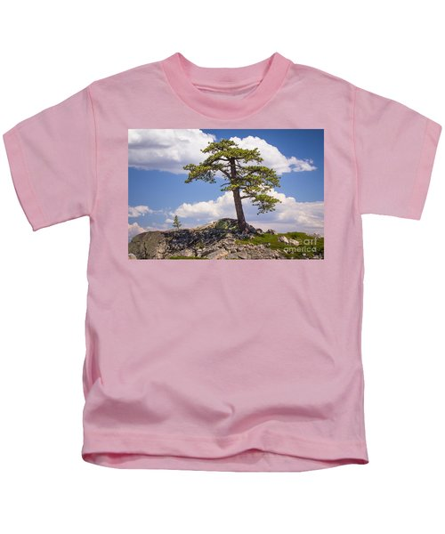 Truckee  Kids T-Shirt