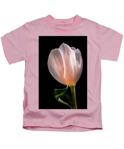 Tulip In Light Kids T-Shirt