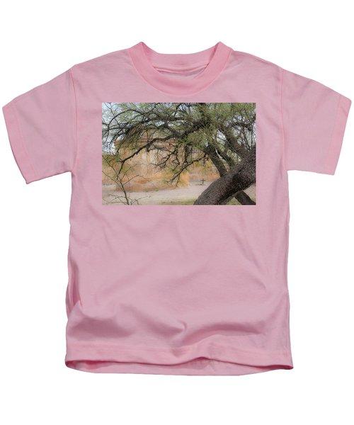 Tumacacori Mission Kids T-Shirt