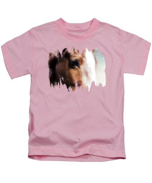 Tumbleweed Up Close Kids T-Shirt