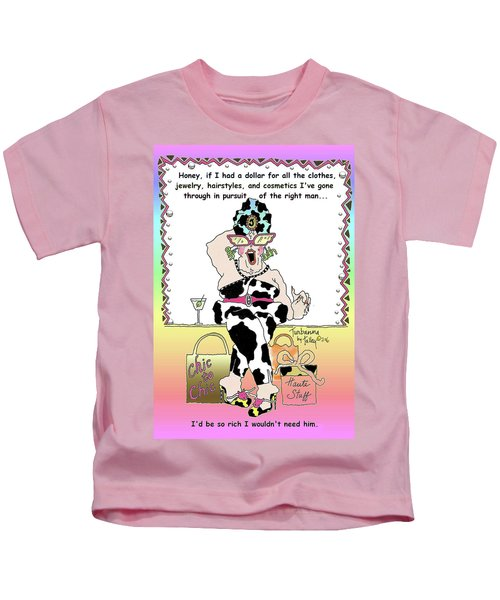 Turbanna By Talley - The Right Man  Kids T-Shirt