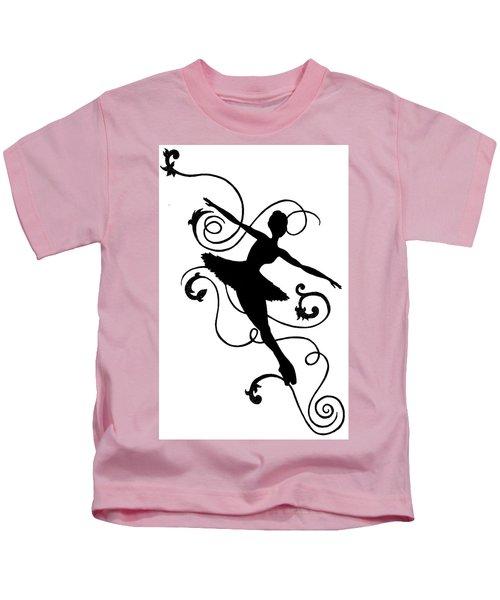 Tutu Kids T-Shirt