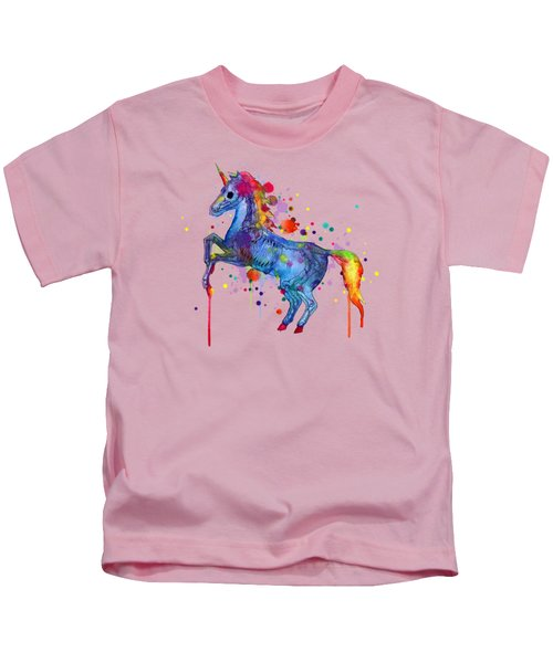 Unicorn Skeleton 2.0 Kids T-Shirt