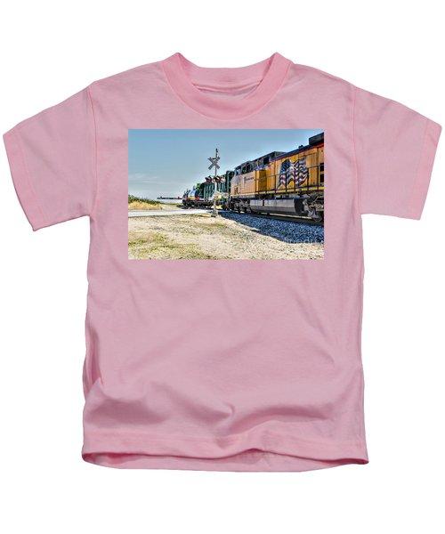Union Pacific Kids T-Shirt