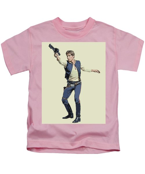 Vector Solo Kids T-Shirt