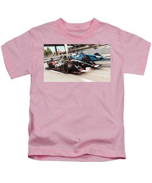 Verizon Indycar Series - 7 Kids T-Shirt