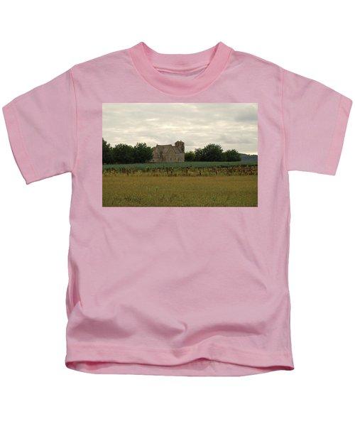 Vezac Church 1300 Kids T-Shirt
