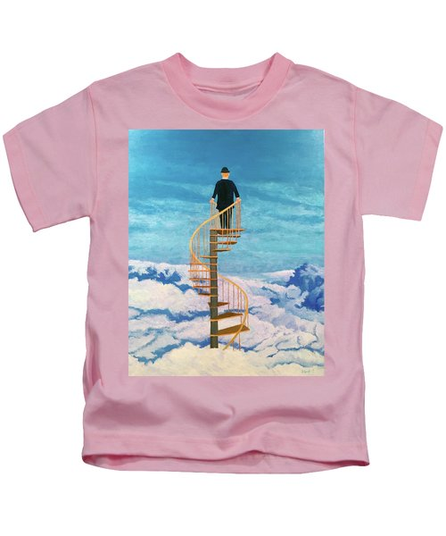 View From Above Kids T-Shirt
