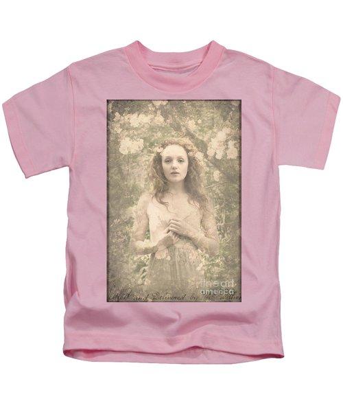 Vintage Portrait Kids T-Shirt