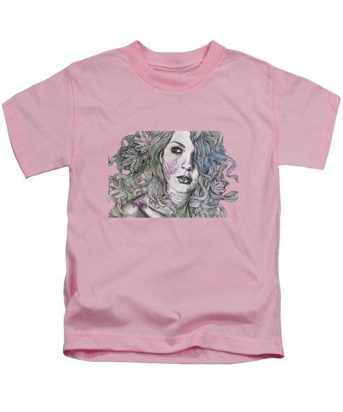 Wake Kids T-Shirt by Marco Paludet