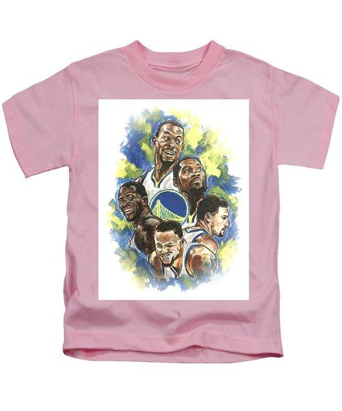 Warriors Kids T-Shirt