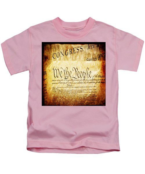 We The People Kids T-Shirt