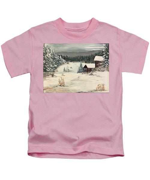 Weekend Getaway Kids T-Shirt