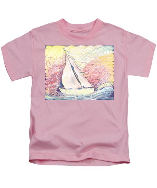 Weswater  Kids T-Shirt