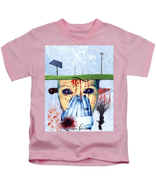When They Take The Mind Kids T-Shirt