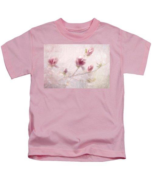 Whisper Of Spring Kids T-Shirt