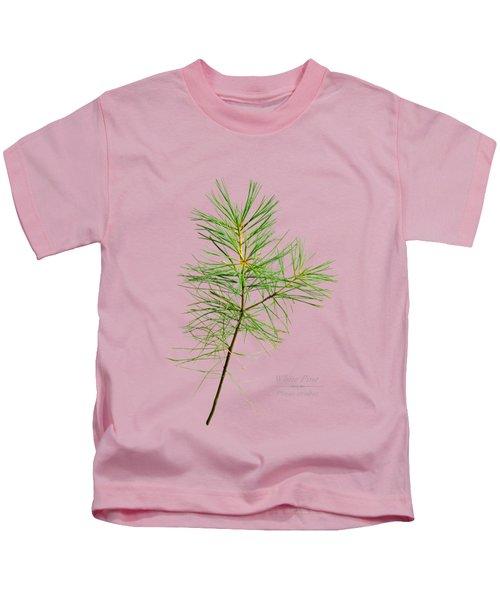 White Pine Kids T-Shirt