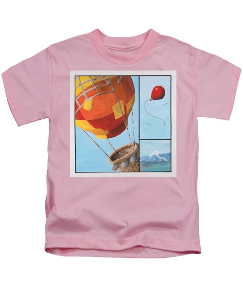 Who's Flying This Thing? Kids T-Shirt