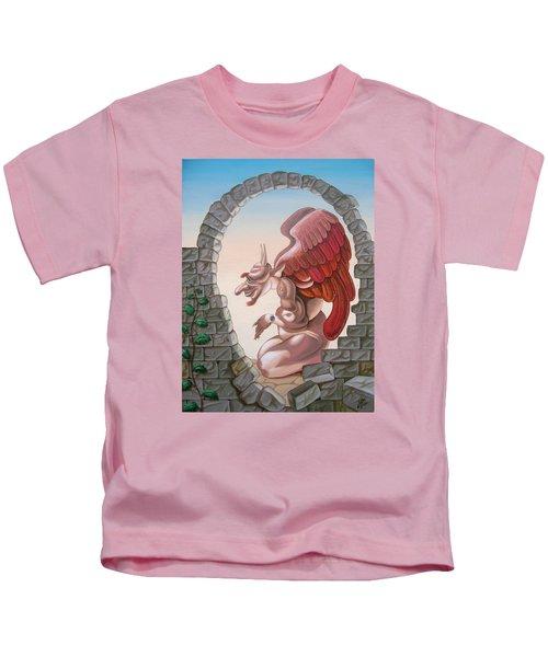 Winston Churchill, Kids T-Shirt