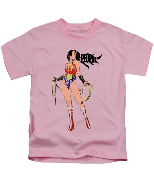 Wonder Woman Kids T-Shirt