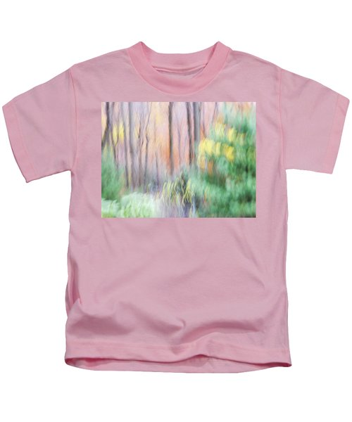 Woodland Hues 2 Kids T-Shirt
