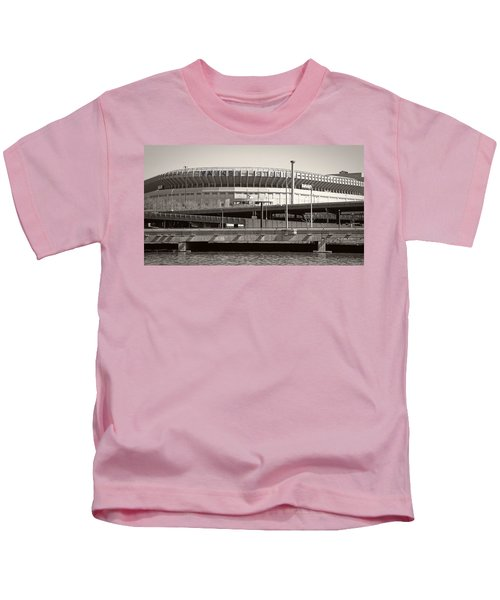 Yankee Stadium    1923  -  2008 Kids T-Shirt
