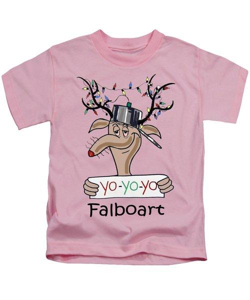 Yo Yo Yo Kids T-Shirt