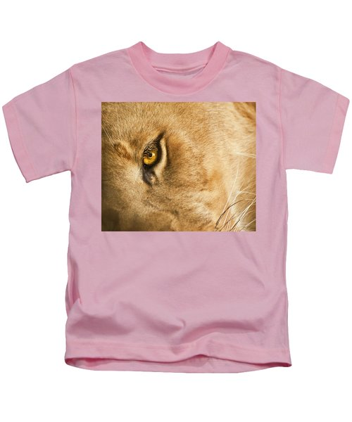 Your Lion Eye Kids T-Shirt