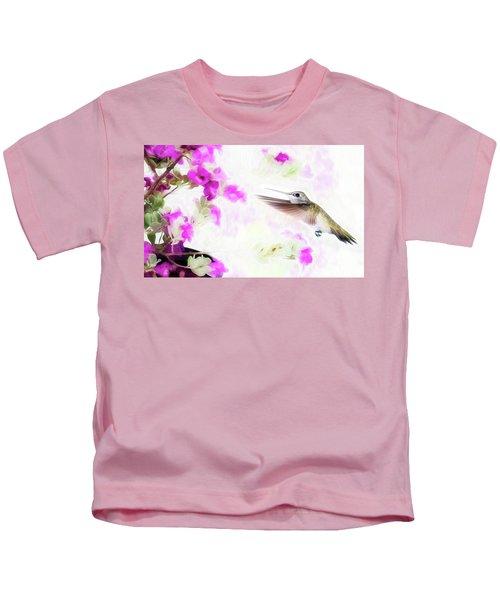 Hungry Hummer Kids T-Shirt