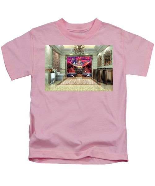 The Value Of Friendship Kids T-Shirt