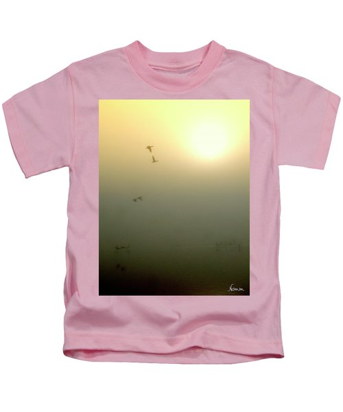 Taking Wing Kids T-Shirt
