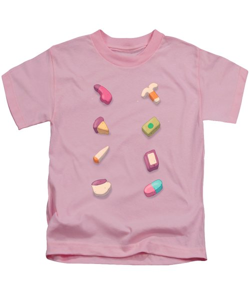 Adult Lucky Charms Kids T-Shirt