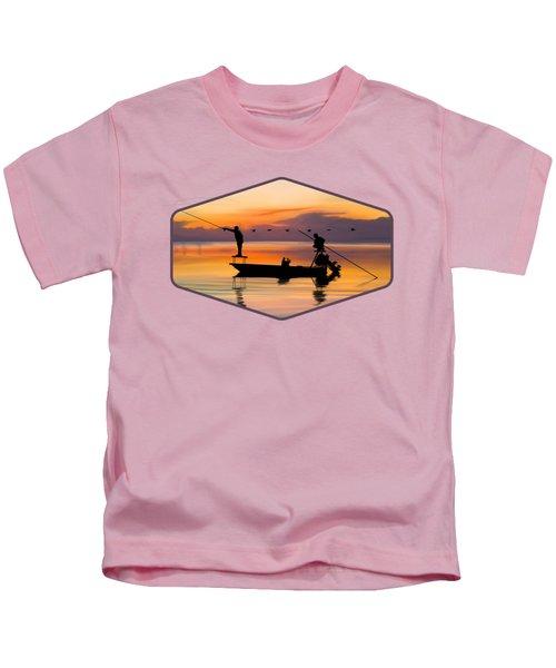 A Glorious Day Kids T-Shirt