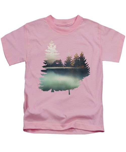 Autumn Light Kids T-Shirt