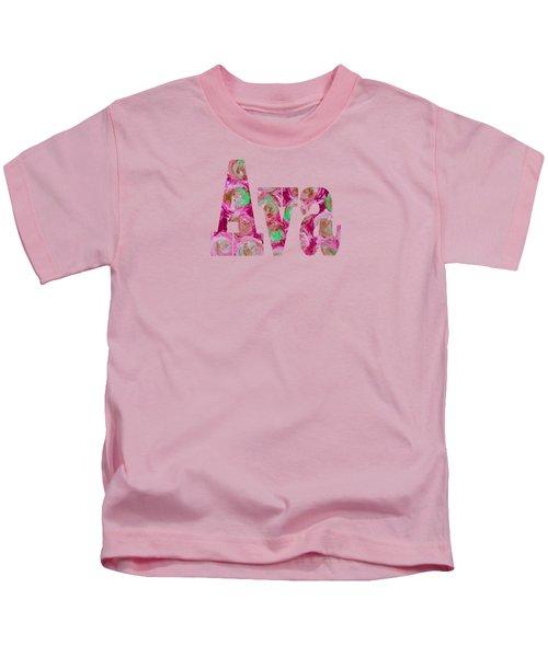 Ava Kids T-Shirt