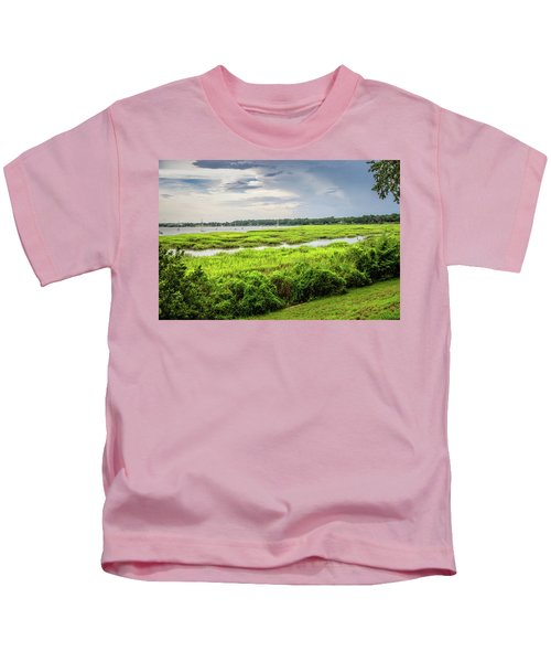 Bay Street View Kids T-Shirt