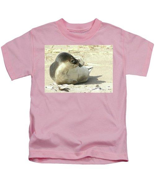 Beach Seal Kids T-Shirt