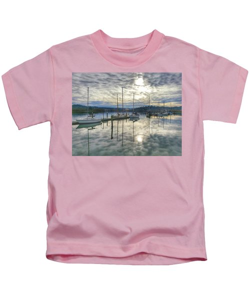 Boardwalk Bliss Kids T-Shirt