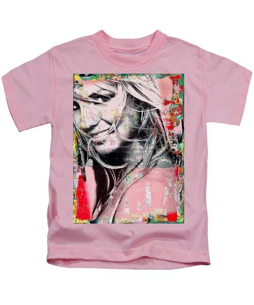 Britney Baby Kids T-Shirt