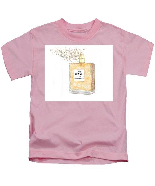 Chanel Splash Kids T-Shirt